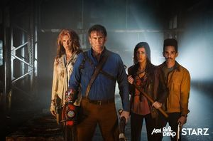 First teaser image for 'Ash vs. Evil Dead' Season 2