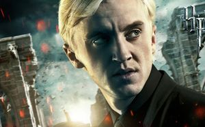 Tom Felton in Harry Potter