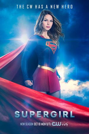 Supergirl CW poster