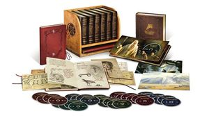 For Tolkien lovers, this Lord of the Rings/Hobbit set is a m