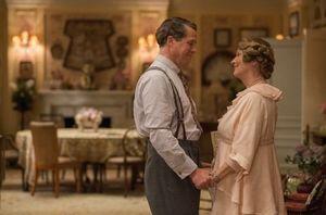 Hugh Grant and Meryl Streep in