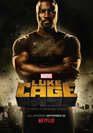 New poster for Luke Cage