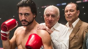 Edgar Ramirez, Robert De Niro, Ruben Blades in