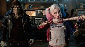 Harley Quinn and Killer Croc