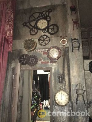 First look inside the Mad Hatter's Lair