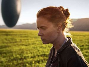Amy Adams as Louise Banks
