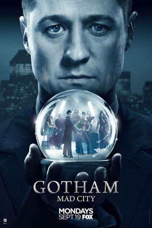 New poster unveiled for season 3 of 'Gotham'
