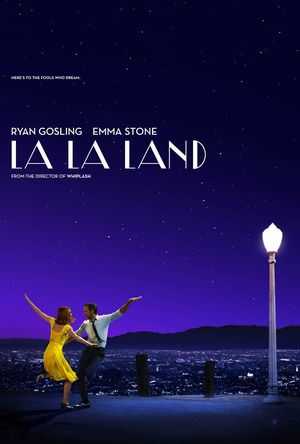 This new 'La La Land' Poster is filled with all of the fun a