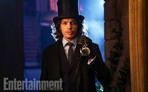 Bendict Samuel as The Hatter