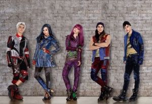 The first image from Disney Channel's 'Descendants 2'