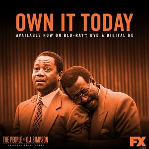 The People v O.J. Simpson out now on Blu-Ray and DVD
