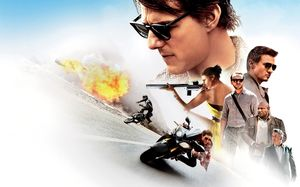Mission: Impossible: Rogue Nation poster