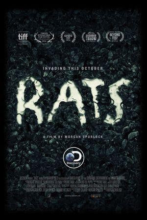 Morgan Spurlock's 'Rats' Poster