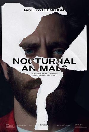 Jake Gyllenhaal character poster