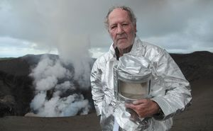 Werner Herzog in his documentary 'Into the Inferno'