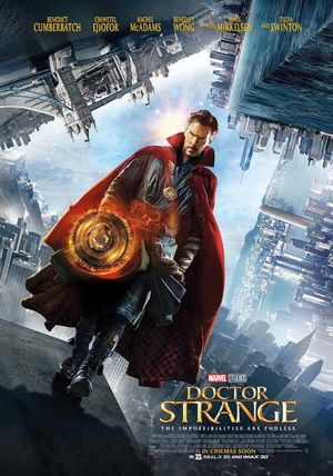 New poster for Doctor Strange