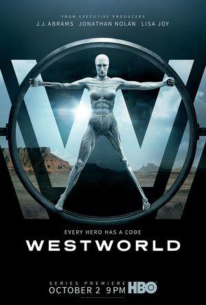 Official key art revealed for 'Westworld'