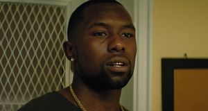 Trevante Rhodes in 'Moonlight'