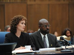 Sarah Paulson in The People v. O.J. Simpson