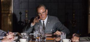 Woody Harrelson as Lyndon B. Johnson