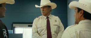 Jeff Bridges as Marcus Hamilton, Texas Ranger