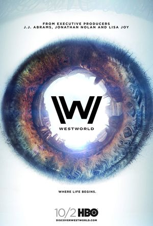 New poster unveiled for 'Westworld'