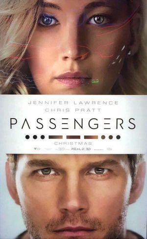 Passengers teaser poster