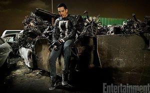 First look at Gabriel Luna as Robbie Reyes (Ghost Rider)