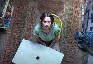 Brie Larson in Room