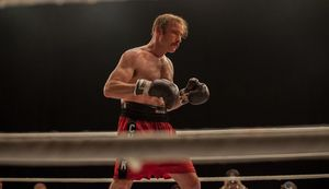 Liev Schreiber as boxer Chuck Wepner