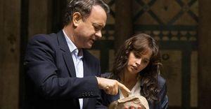 Tom Hanks and Felicity Jones in