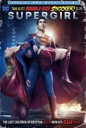 'Supergirl' Homages the famous DC comics event 'Crisis on In