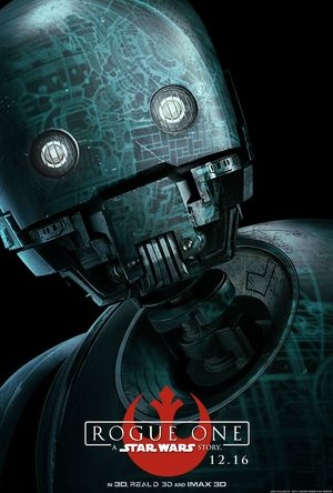 Alan Tudyk as K-2SO