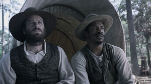 Armie Hammer and Nate Parker in