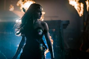 New Wonder Woman image revealed by Zack Snyder from 'Justice