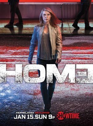 New poster for Homeland Season 6