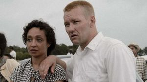 Ruth Negga and Joel Edgerton in