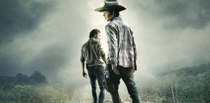 Rick and Carl, season 4