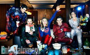 The CW's Superhero Family