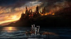 HP7 Poster