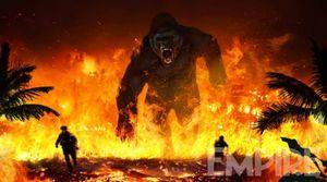 New concept art for Kong: Skull Island