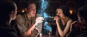 Ben Affleck and Sienna Miller in