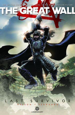 The Great Wall prequel comic