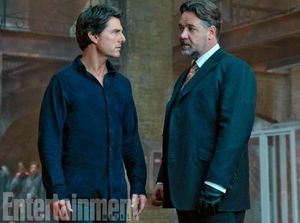 New image of Tom Cruise and Russell Crowe in 'The Mummy'
