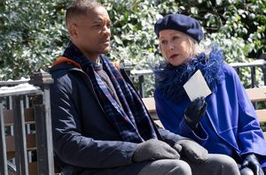Will Smith and Helen Mirren in