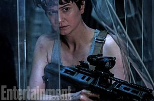 A new look at Katherine Waterston in 'Alien: Covenant'