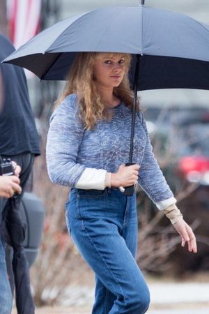 First look at Margot Robbie as Tonya Harding in 'I, Tonya' B