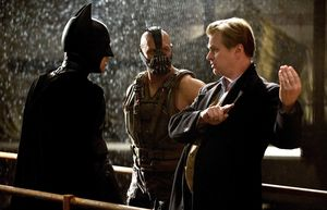 Christian Bale, Tom Hardy, Christopher Nolan