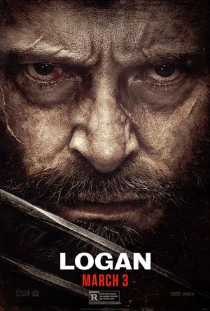 New poster for 'Logan' zooms in on its grizzly, weary hero