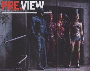 New image of the Justice League in Empire Magazine